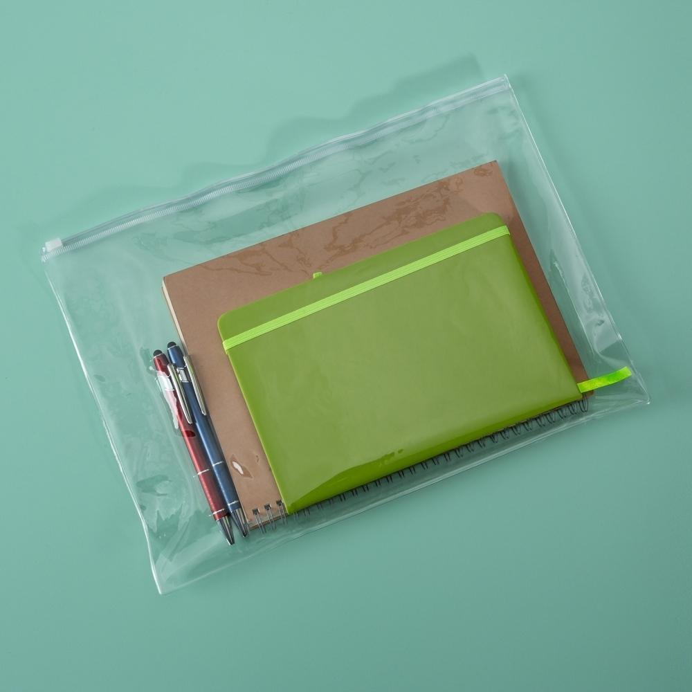 Pasta Plastica Zip Zap