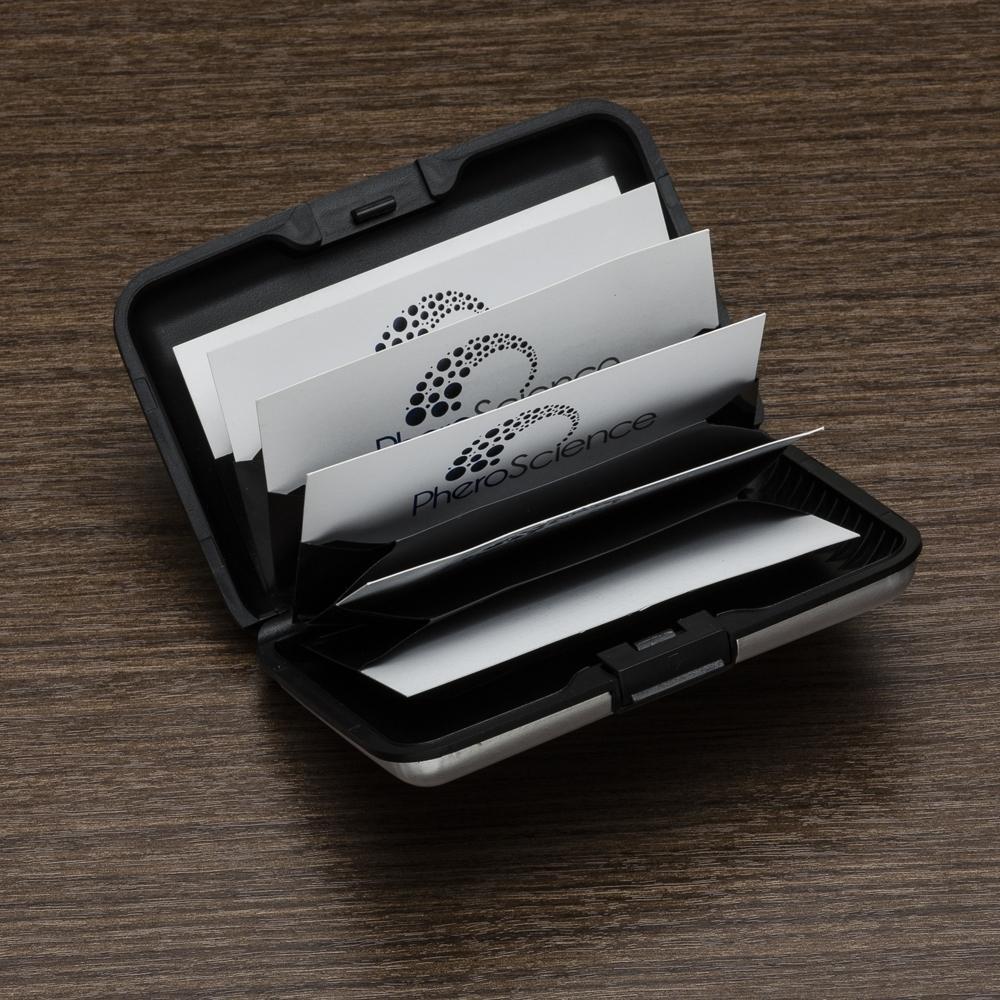 Porta Cartão 7 Divisórias