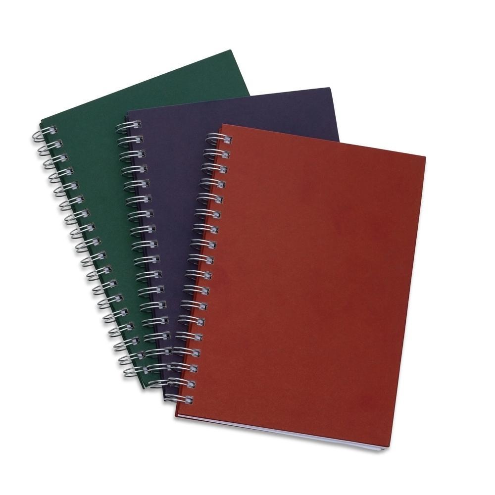 Caderno capa Kraft