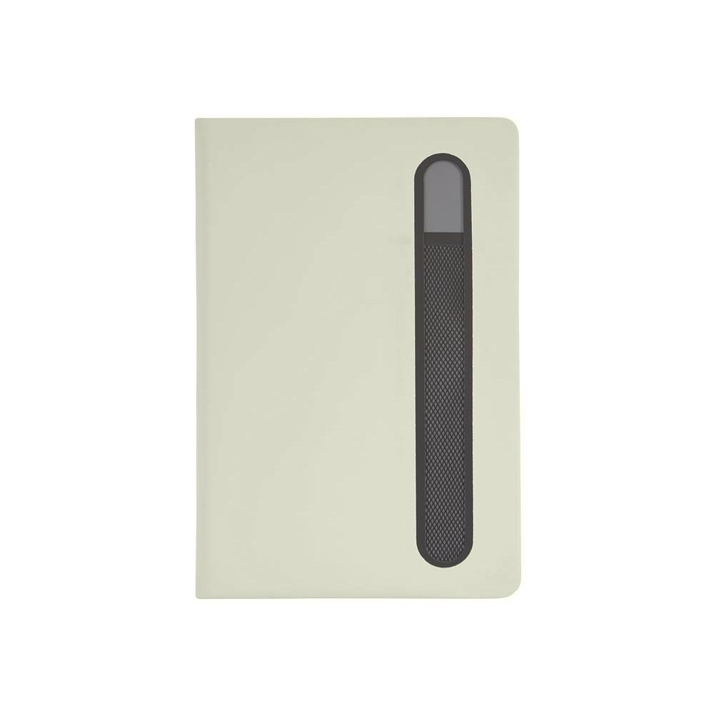 Caderno com Suporte para Caneta