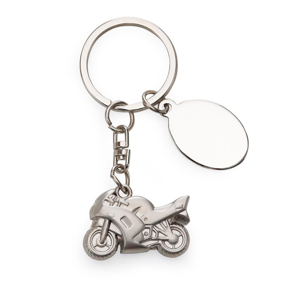 Chaveiro Metal Motocicleta