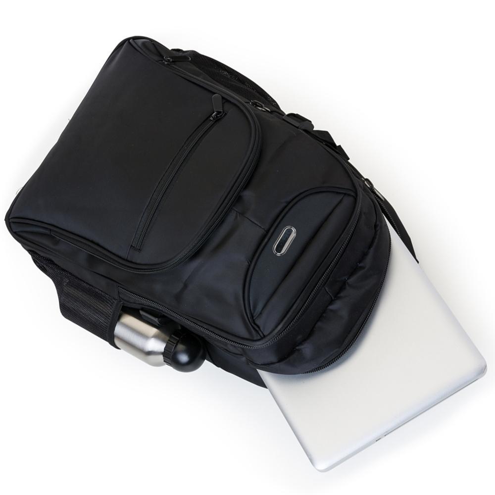 Mochila para Notebook com Plaquinha Metálica