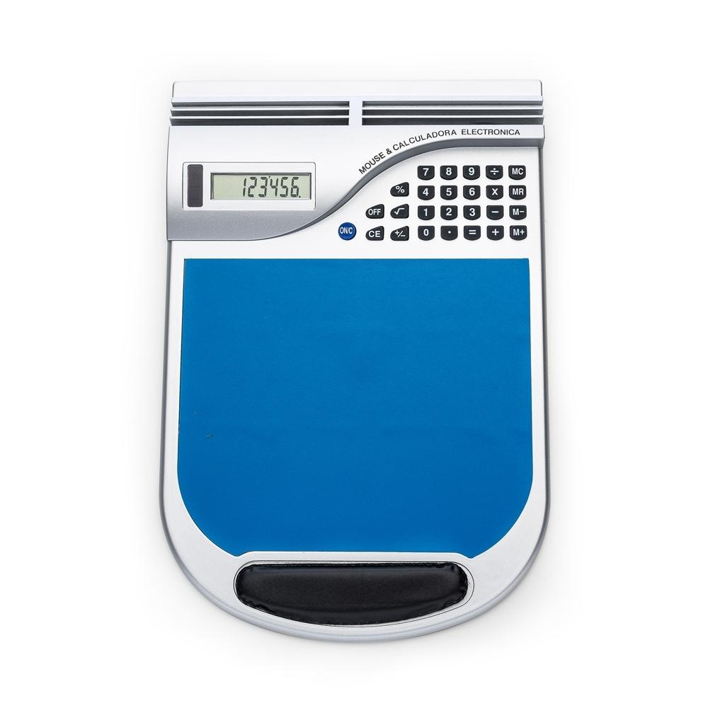 Mouse Pad com Calculadora Solar