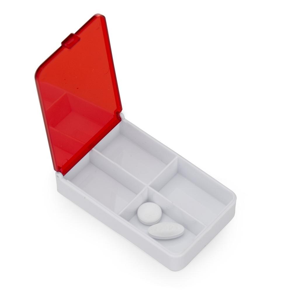 Porta Comprimido Plástico