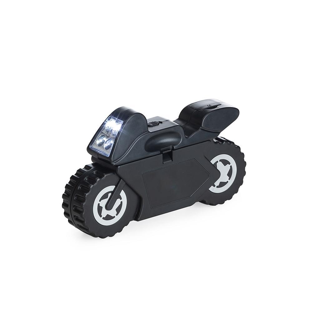 Kit Ferramenta Moto 21 Peças com Lanterna