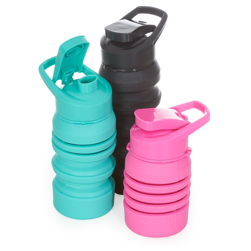 Squeeze Plástico Retrátil 500ml