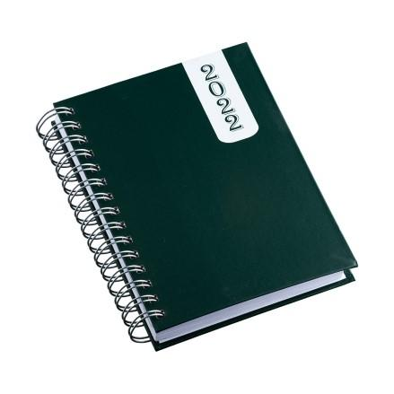 Agenda Wire-o Capa Prime Verde