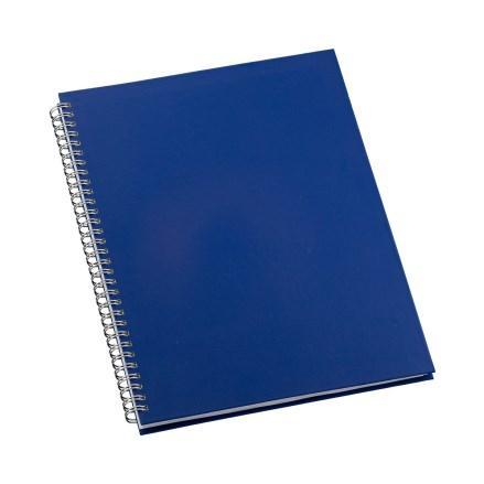 Caderno de Negócios Pequeno Capa Prime Azul