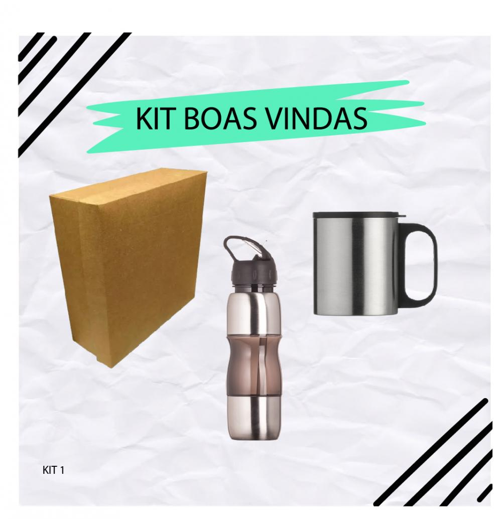 Kit Boas Vindas 1