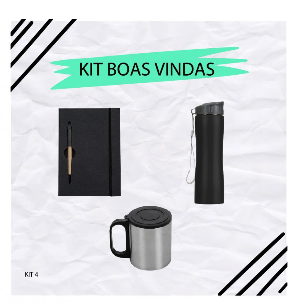 Kit Boas Vindas 4
