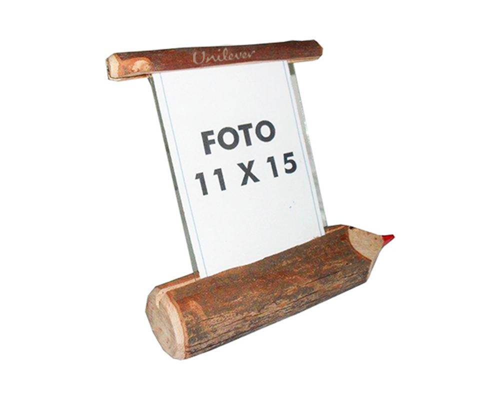 Porta retrato artesanal