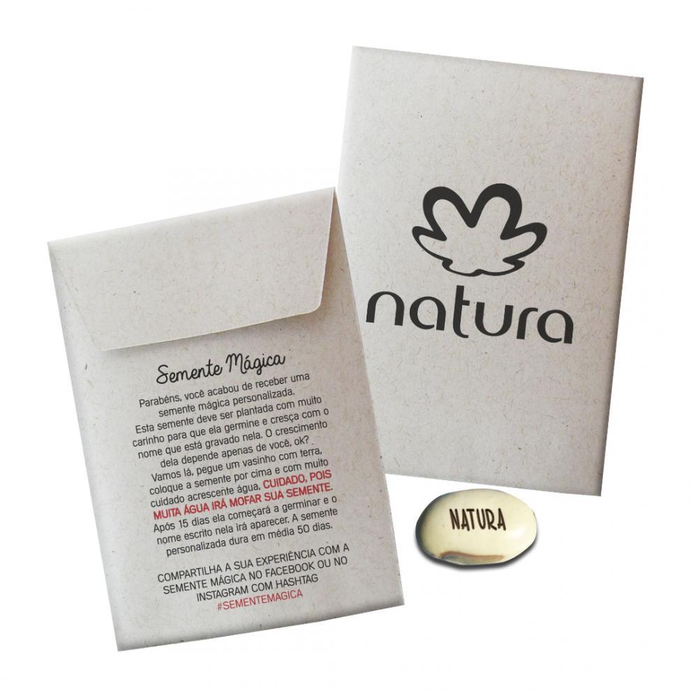 Envelope especial semente mágica