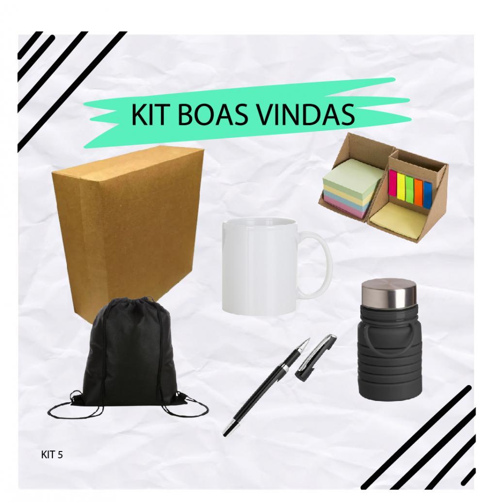 Kit Boas Vindas 5