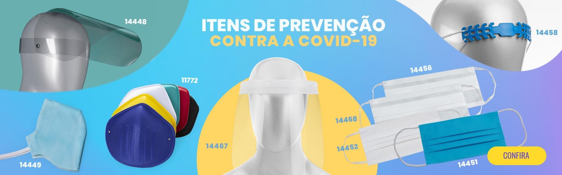 PREVENÇÃO CONTRA A COVID-19